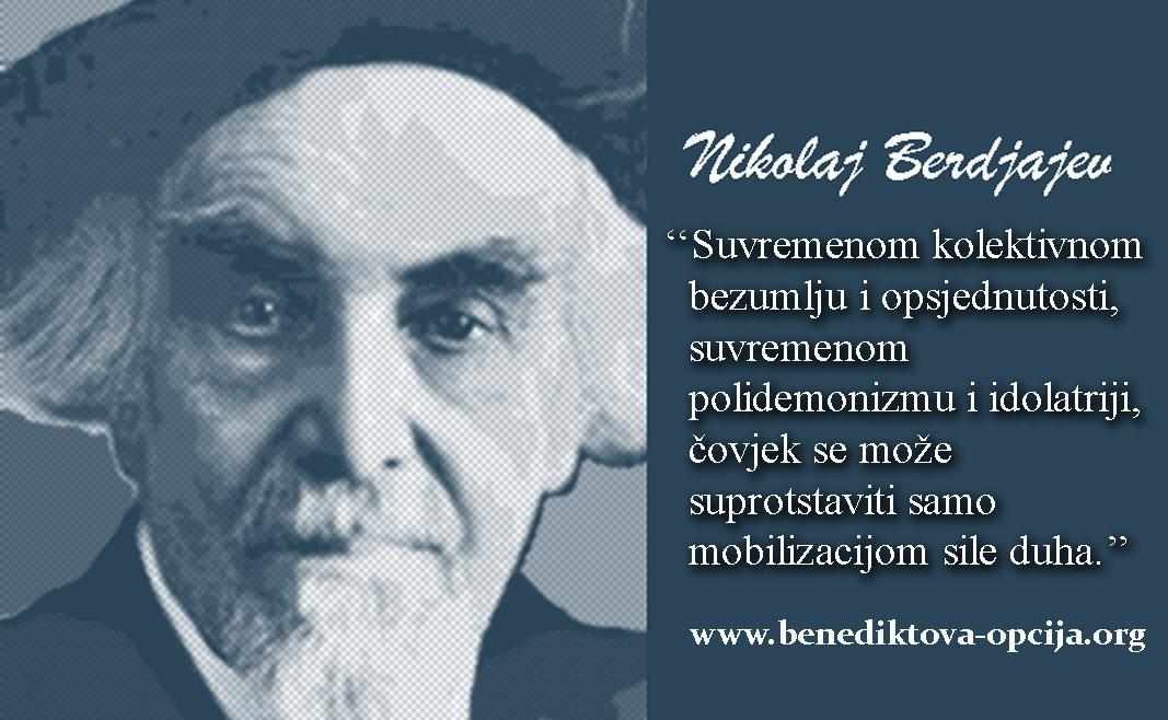 Nikolaj Berdjajev o novom kršćanskom preporodu